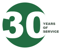 Celebrating 30 Years of Service
