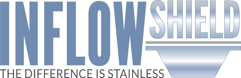 Inflowshield Logo - The Difference is Stainless
